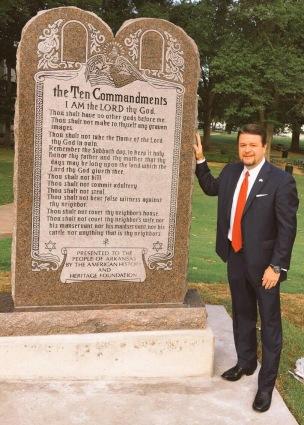 Rapert Commandments