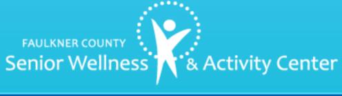 Senior wellness logo